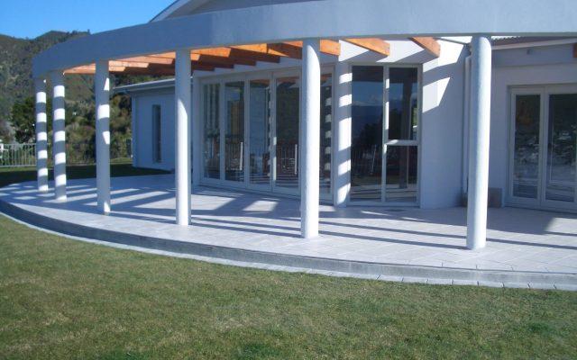 Tile Rite patio